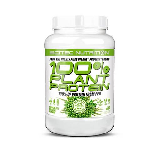Scitec Nutrition 100% Plant Protein, 900g