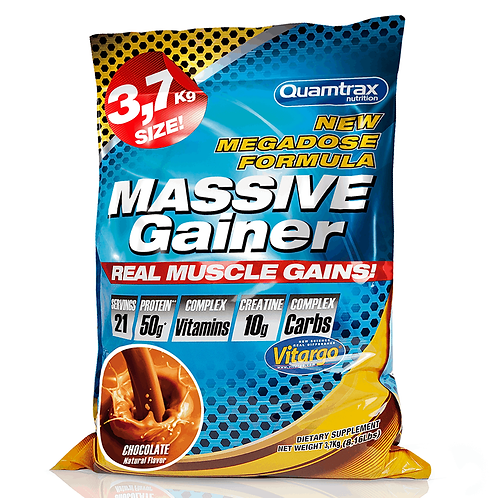 Quamtrax Massive Gainer, 3,7kg