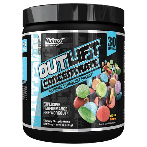 Nutrex Outlift Concentrate MHD, 309g