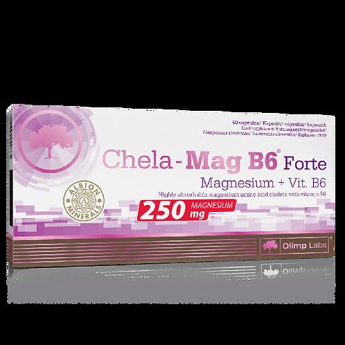 Olimp Chela-Mag B6 Forte, 60Kaps