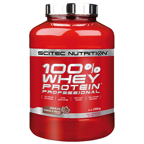 Scitec Nutrition 100% Whey Protein Professional , 2350g
