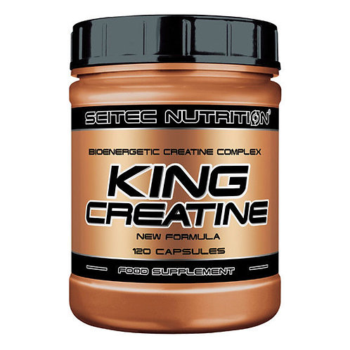 Scitec Nutrition King Creatine, 120Kaps