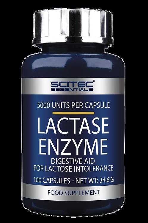 Scitec Essentials Lactase Enzyme, 100kaps