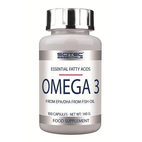 Scitec Essentials Omega 3, 100Kaps