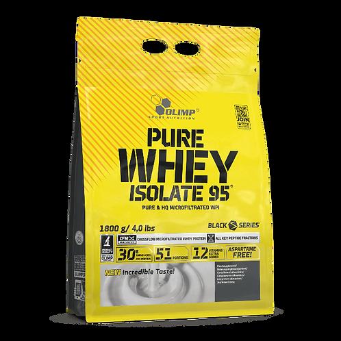 Olimp Pure Whey Isolate 95, 600g, 1800g