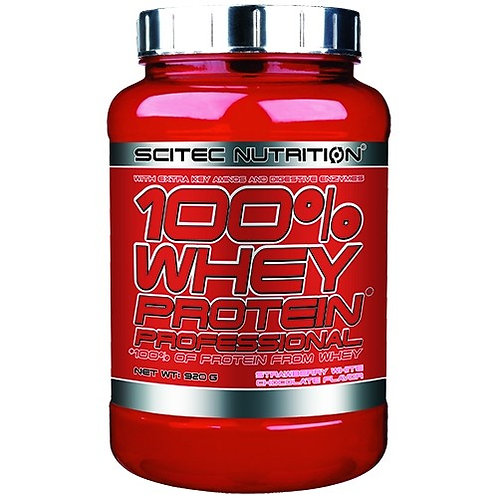 Scitec Nutrition 100% Whey Protein Professional , 920g