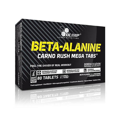 Olimp Beta Alanine Carno Rush, 80Tabs