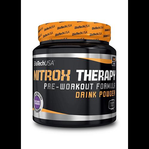 BioTech Nitrox Therapy Drink Power, 340g