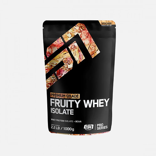 ESN Fruity Whey Isolat, 1000g