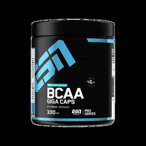 ESN BCAA Giga Caps, 300Kaps