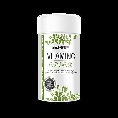 Sinob Pharma Vitamin C, 60Kaps