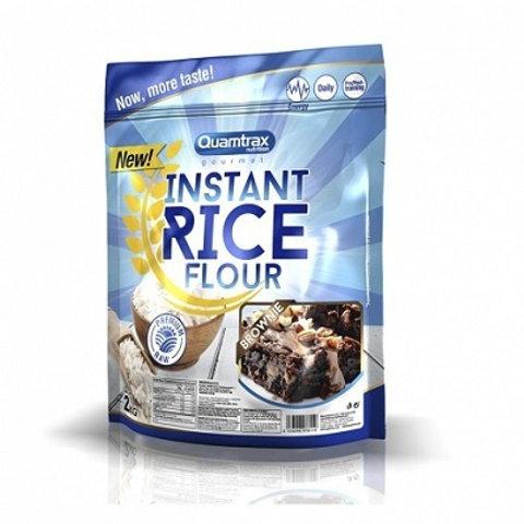 Quamtrax Instant Rice, 2kg