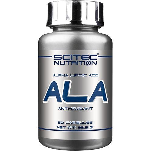 Scitec Nutrition ALA, 50Kaps