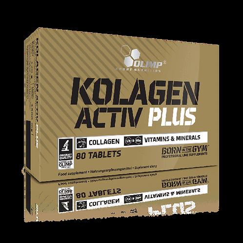 Olimp Kolagen Activ Plus, 80Tab