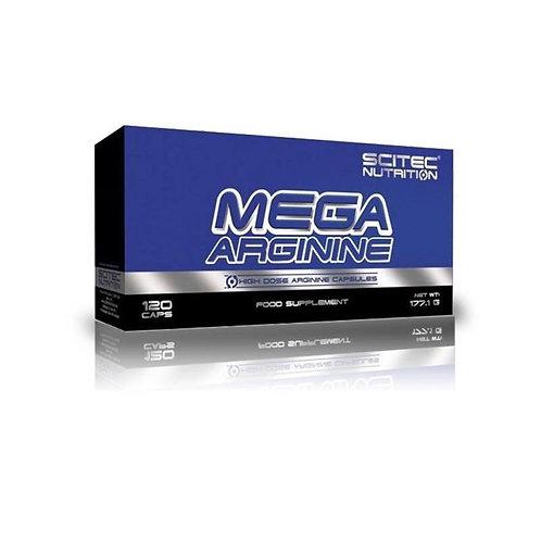 Scitec Nutrition Mega Arginine, 120Kaps