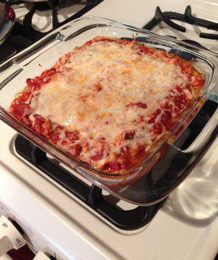 Zucchini Lasagna, The Guilt-Free Comfort Food of Choice
