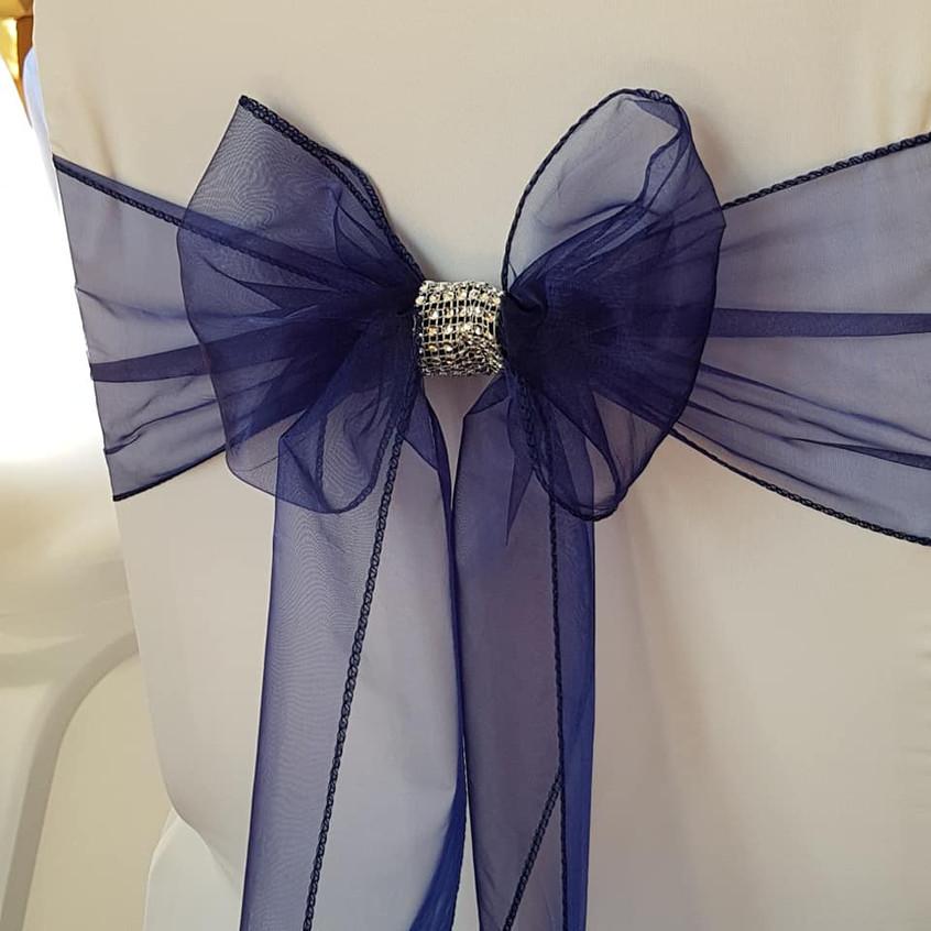 Beautiful Diamante Wrap Sashes