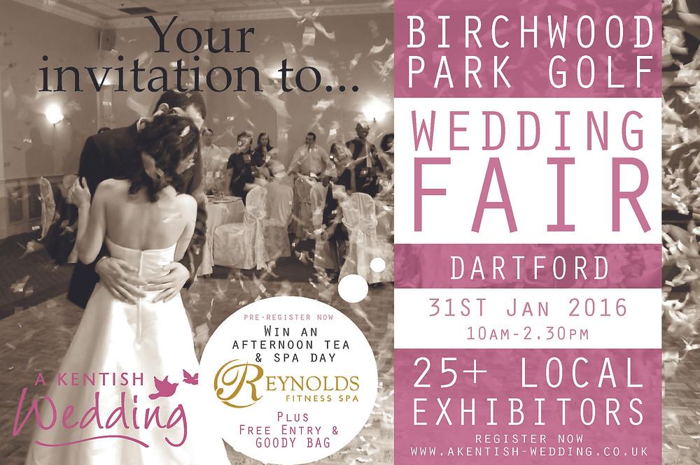 Kent Wedding Fair - Birchwood Park Golf Course