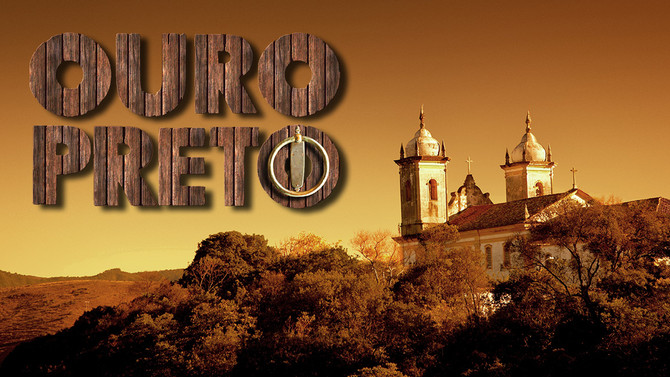 Ouro Preto - Tour Virtual