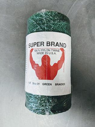 Super Brand Size 30 Braided Nylon Twine