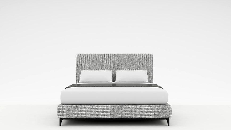 Crescent Bed - Queen