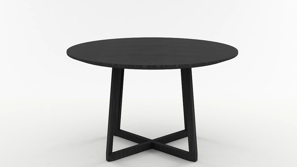 """Vessel Round Dining Table - 49"""""""