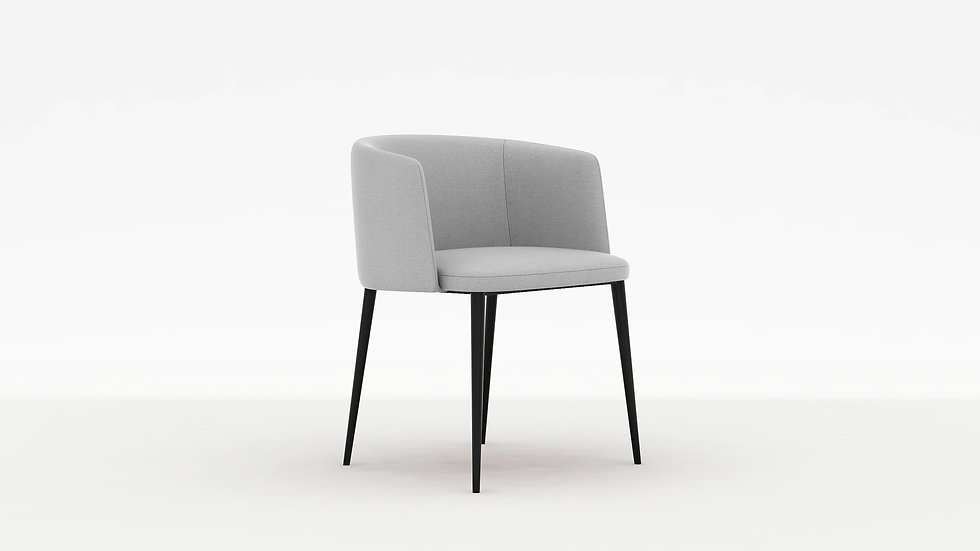 Ballet Arm Dining Chair