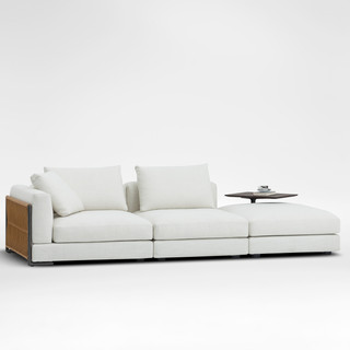 Nature Sofa (Leather Strap)