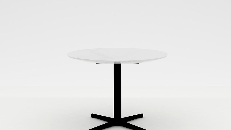 """Vary Round Dining Table - 39"""""""