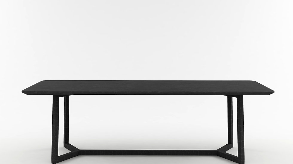 """Vessel Dining Table - 94"""""""