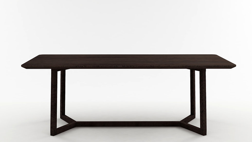 """Vessel Dining Table - 82"""""""