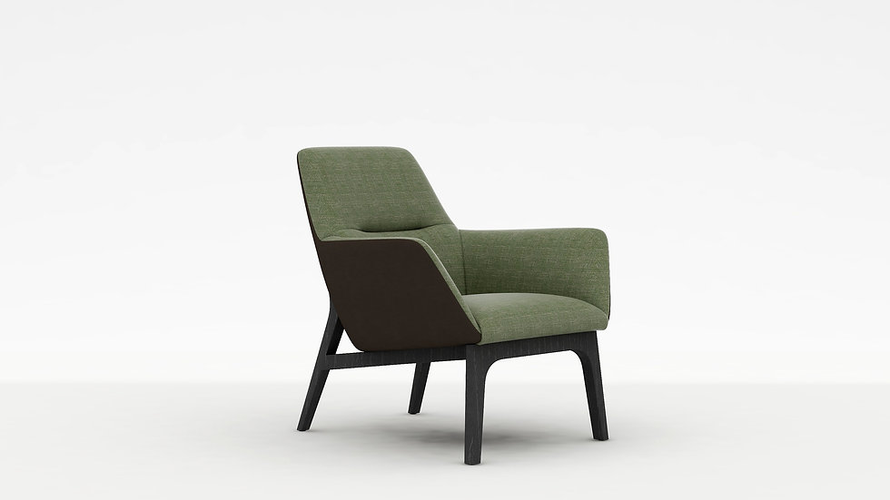 Qing Low Back Chair