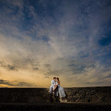 Preboda + Matrimonio Diana y César en Cartagena