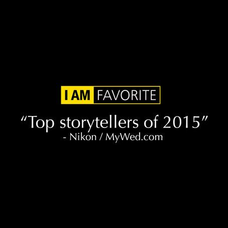 Xpress Books - Top Storytellers del 2015