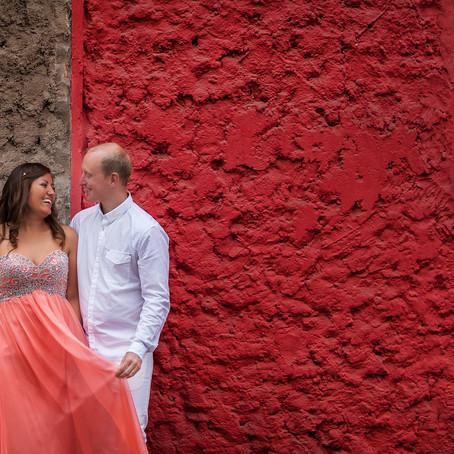 Preboda + Matrimonio Asunta y Marvin (Perú)