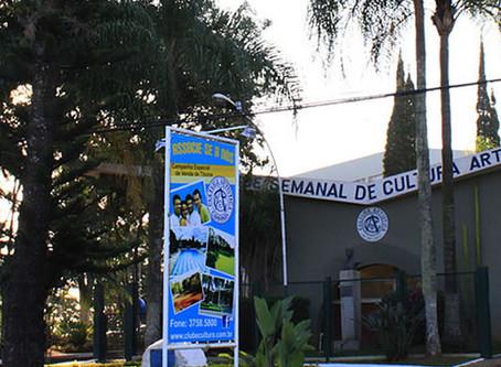 CLUBE CULTURA COMEMORA 162 ANOS EM GRANDE ASCENSÃO