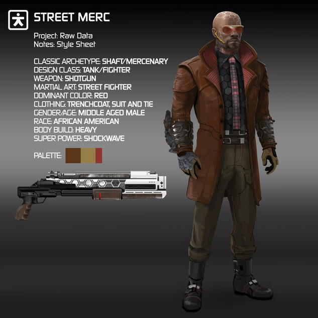 Street Merc