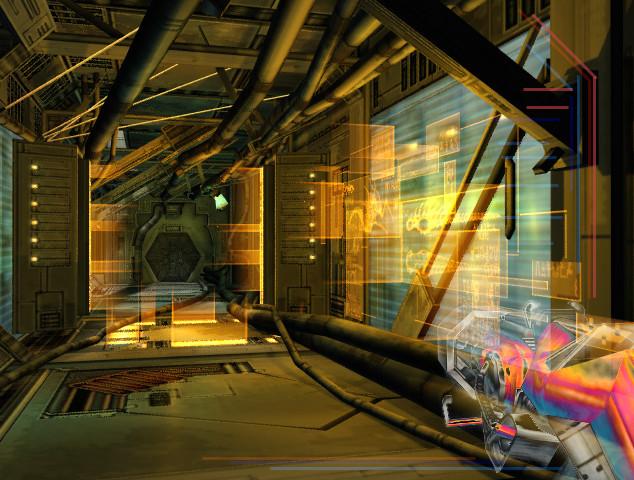 HoloGun 01 Test