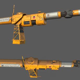 Zaitomo Crane Arm