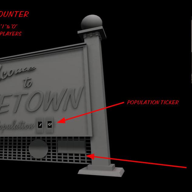 Nuketown Sign Concept