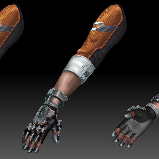 Gunslinger Arm