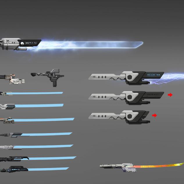 Flashblades