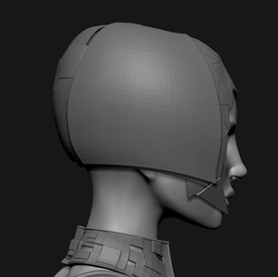 Ninja Medium Model