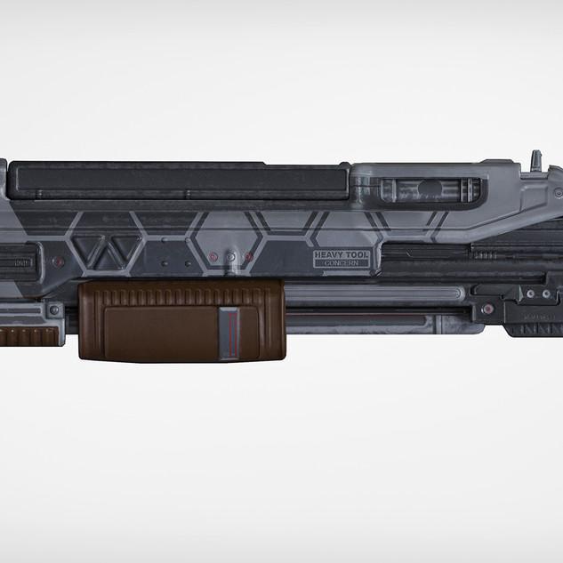 Merc's Shotgun