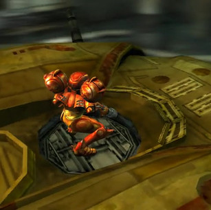 Metroid Prime World Reveal