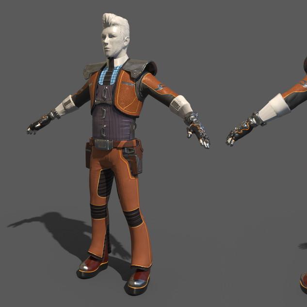 Gunslinger - Blazer