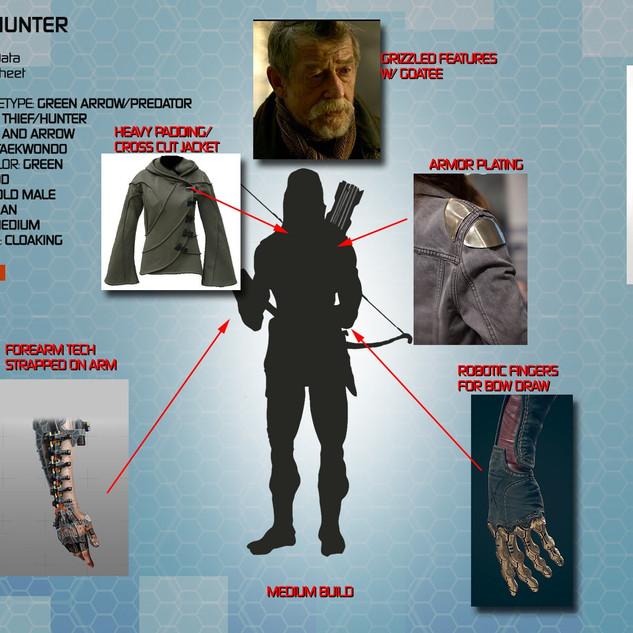 Rogue: Hunter