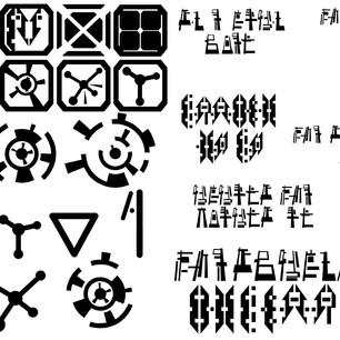 Alien/Pirate Language