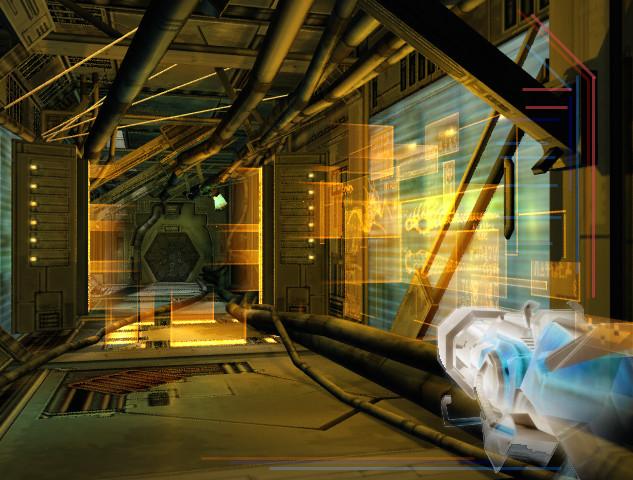 HoloGun 02 Test