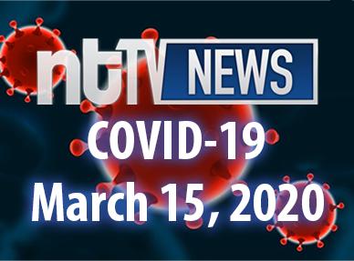 First Coronavirus Case: Denton County
